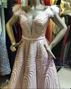 فستان سهرة/خطوبة راقي