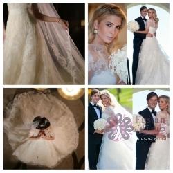 فستان زفاف للمصممة العالميه فيرا وانغ
