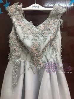 فستان تفصيل جديد